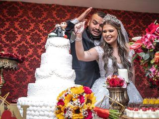 O casamento de Nathália e Felipe