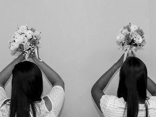 O casamento de Michele e Nadma 1