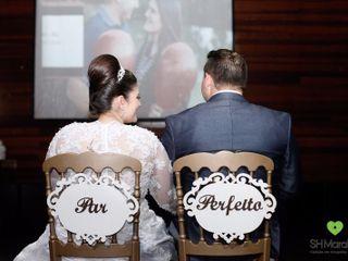 O casamento de Thais e Adriel
