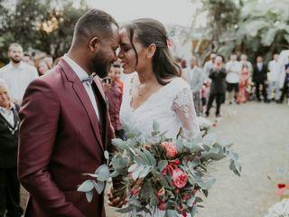 O casamento de Aissa e Daierson