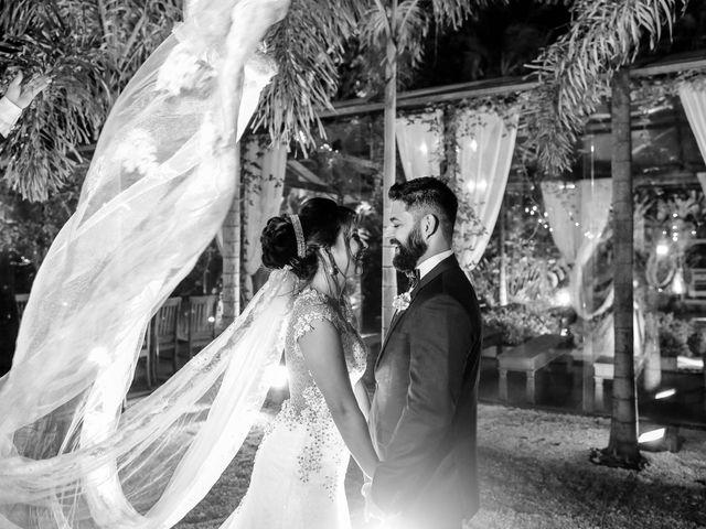 O casamento de Jessica e Raphael