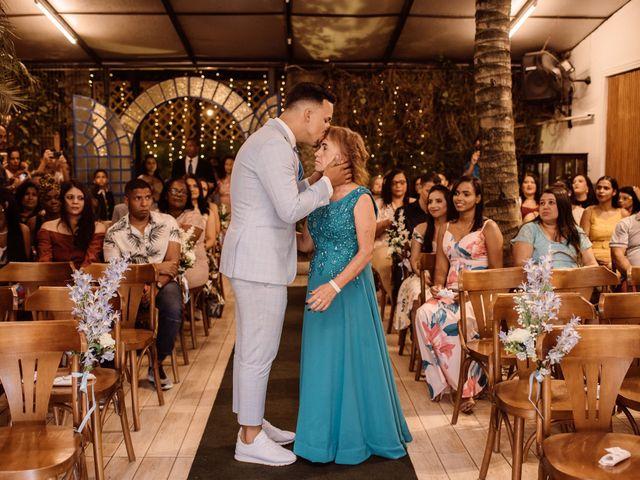 O casamento de Isaque e Rachel em Santa Cruz da Serra, Rio de Janeiro 24