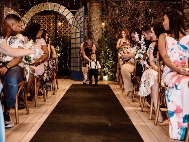 O casamento de Isaque e Rachel em Santa Cruz da Serra, Rio de Janeiro 25