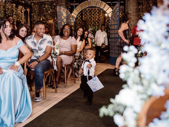 O casamento de Isaque e Rachel em Santa Cruz da Serra, Rio de Janeiro 26