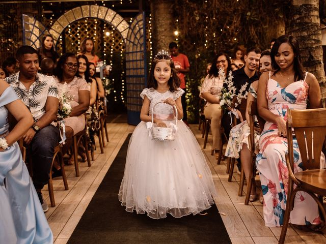 O casamento de Isaque e Rachel em Santa Cruz da Serra, Rio de Janeiro 27