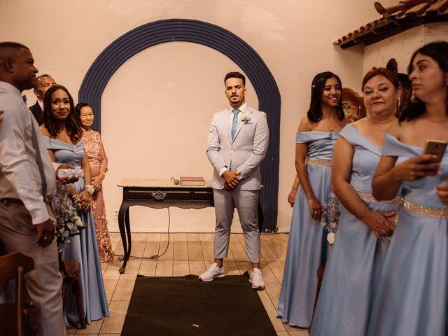 O casamento de Isaque e Rachel em Santa Cruz da Serra, Rio de Janeiro 28