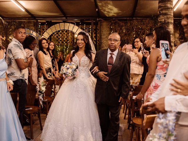 O casamento de Isaque e Rachel em Santa Cruz da Serra, Rio de Janeiro 31