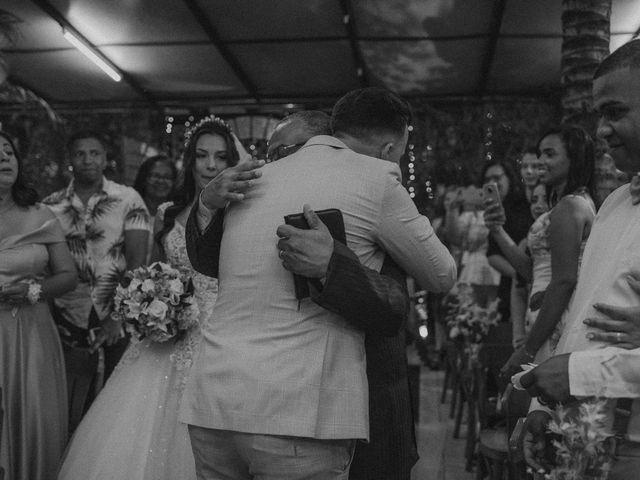 O casamento de Isaque e Rachel em Santa Cruz da Serra, Rio de Janeiro 32