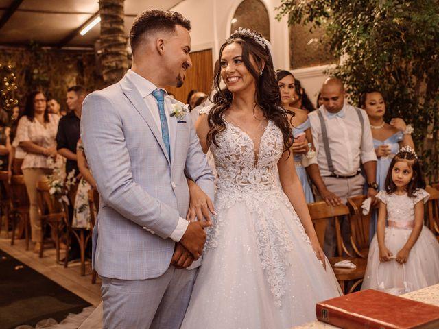 O casamento de Isaque e Rachel em Santa Cruz da Serra, Rio de Janeiro 33