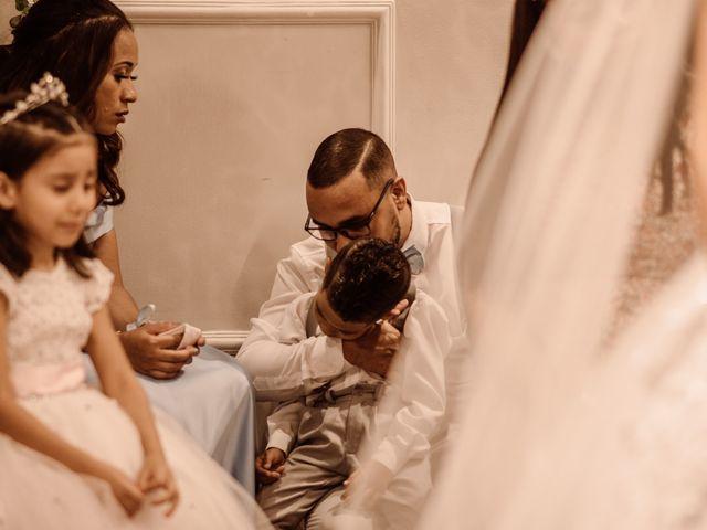 O casamento de Isaque e Rachel em Santa Cruz da Serra, Rio de Janeiro 40