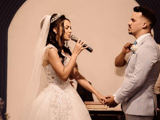 O casamento de Isaque e Rachel em Santa Cruz da Serra, Rio de Janeiro 44