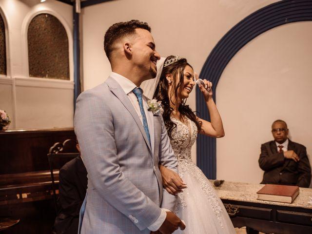 O casamento de Isaque e Rachel em Santa Cruz da Serra, Rio de Janeiro 45