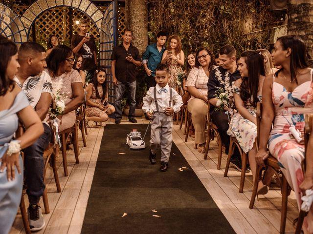 O casamento de Isaque e Rachel em Santa Cruz da Serra, Rio de Janeiro 48