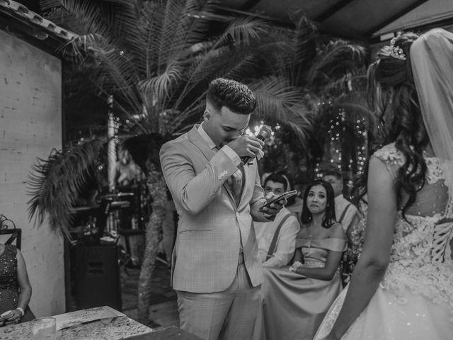 O casamento de Isaque e Rachel em Santa Cruz da Serra, Rio de Janeiro 49