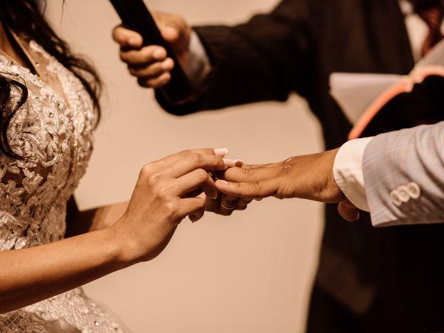 O casamento de Isaque e Rachel em Santa Cruz da Serra, Rio de Janeiro 53