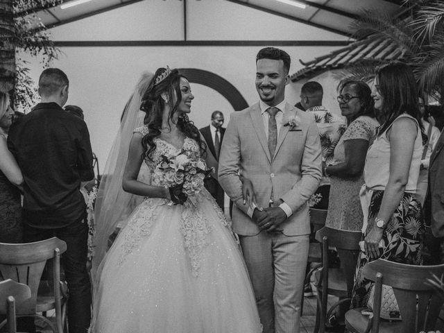 O casamento de Isaque e Rachel em Santa Cruz da Serra, Rio de Janeiro 56
