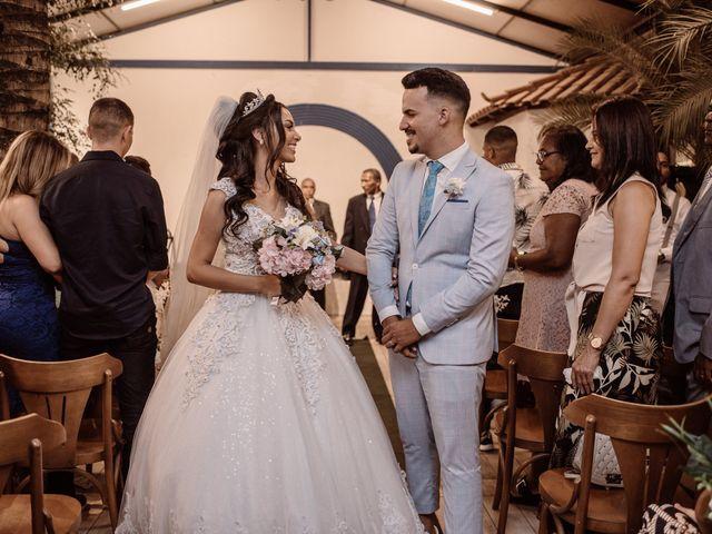 O casamento de Isaque e Rachel em Santa Cruz da Serra, Rio de Janeiro 57