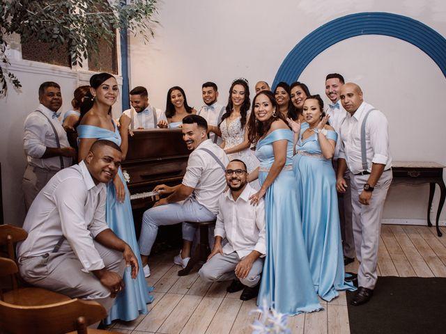O casamento de Isaque e Rachel em Santa Cruz da Serra, Rio de Janeiro 61