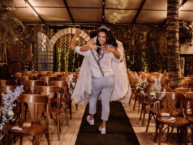 O casamento de Isaque e Rachel em Santa Cruz da Serra, Rio de Janeiro 2