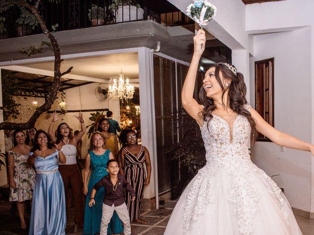 O casamento de Isaque e Rachel em Santa Cruz da Serra, Rio de Janeiro 77