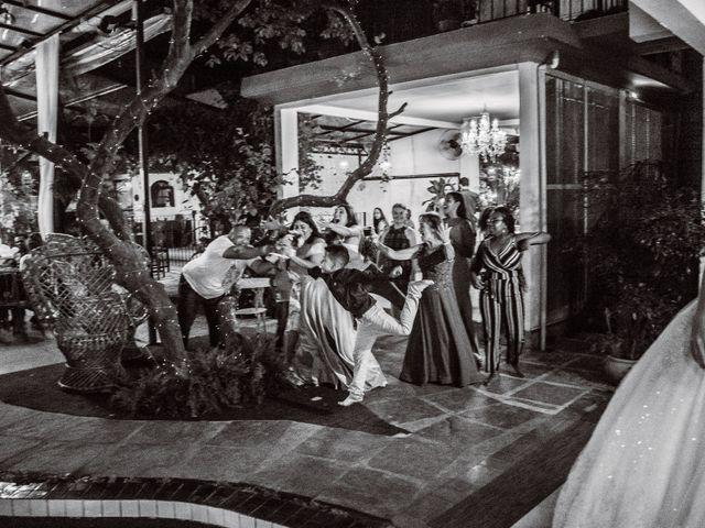 O casamento de Isaque e Rachel em Santa Cruz da Serra, Rio de Janeiro 78