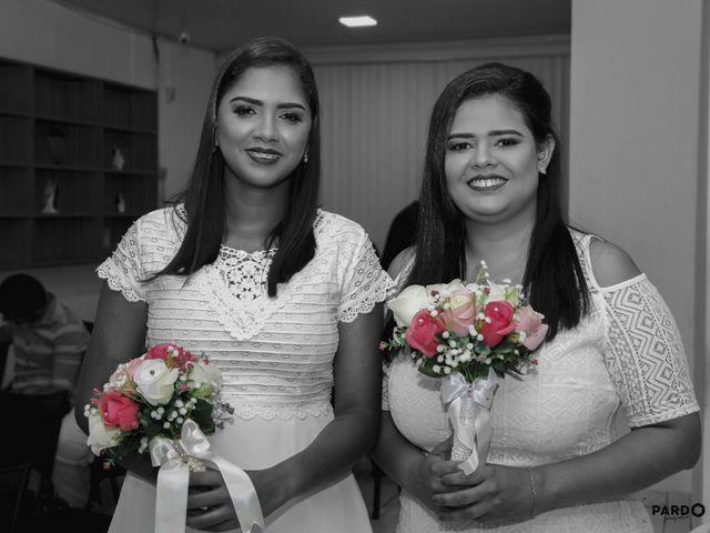 O casamento de Nadma e Michele em Manaus, Amazonas 16
