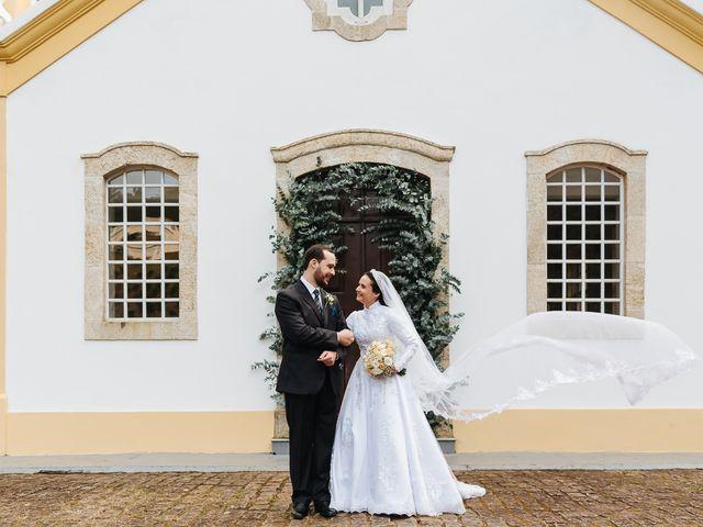 O casamento de Bianca e André