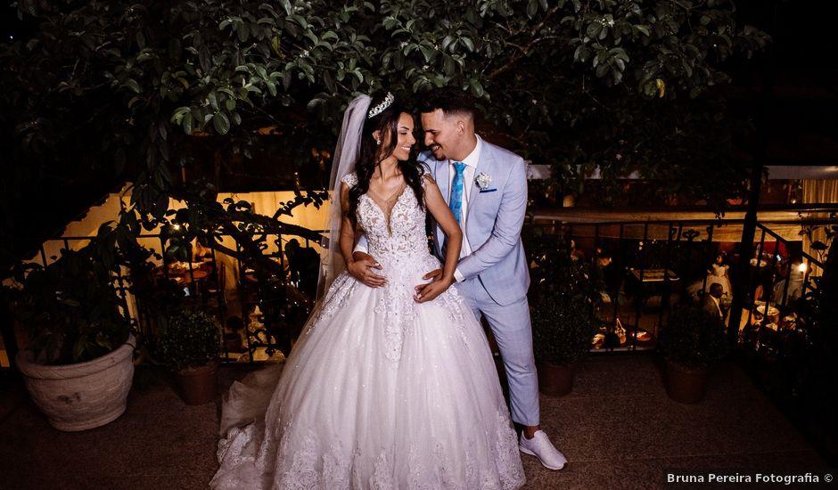 O casamento de Isaque e Rachel em Santa Cruz da Serra, Rio de Janeiro