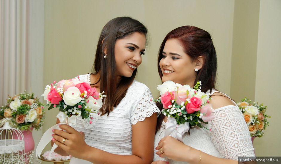 O casamento de Nadma e Michele em Manaus, Amazonas