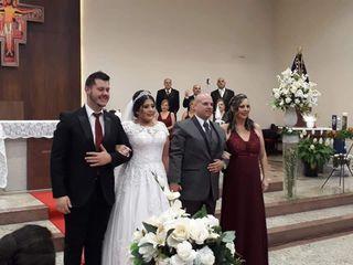 O casamento de Renan Augusto e Pâmela
