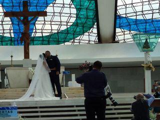 O casamento de Lígia e Alan 1