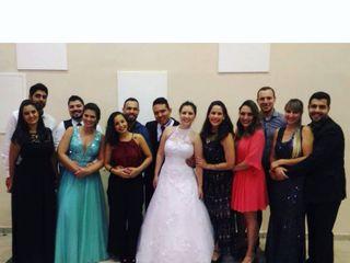 O casamento de Caroline e André 1