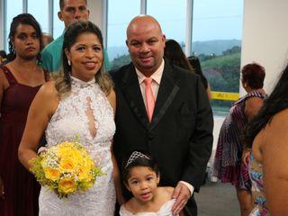 O casamento de ANDREIA  e EDEVALDO