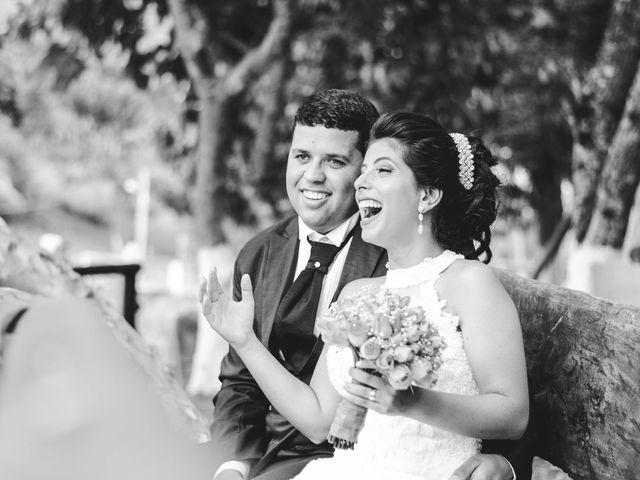 O casamento de Amanda e Hélio