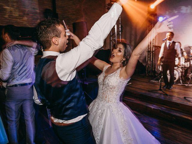 O casamento de Leandro e Giovana em Mairiporã, São Paulo 123