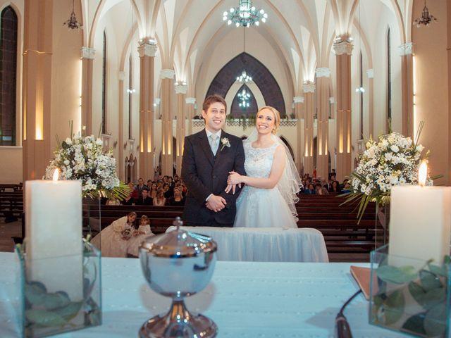 O casamento de Daniela e Gustavo