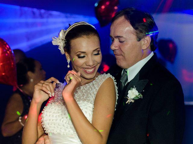 O casamento de Carol e Marcos
