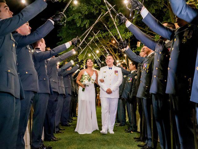 O casamento de Tamires e Fernando