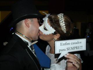 O casamento de Mayara e Ricardo