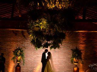 O casamento de Larissa e Felipe 1