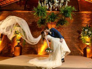 O casamento de Larissa e Felipe
