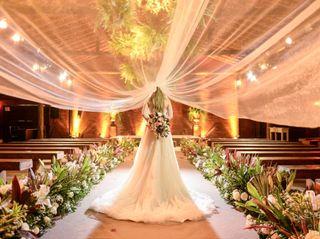 O casamento de Larissa e Felipe 3