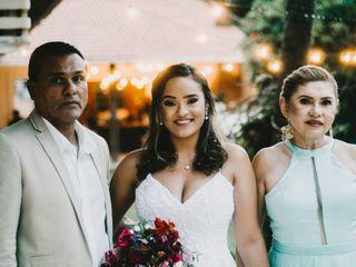 O casamento de Ellen Claúdia e Luiz  2