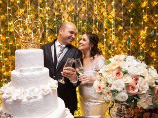 O casamento de Milena e Thiago