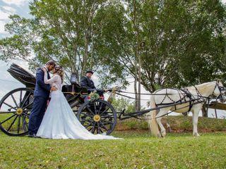 O casamento de Evelyn e Jônatas