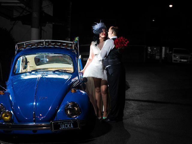 O casamento de Francisco e Fabiana em Osasco, São Paulo 1