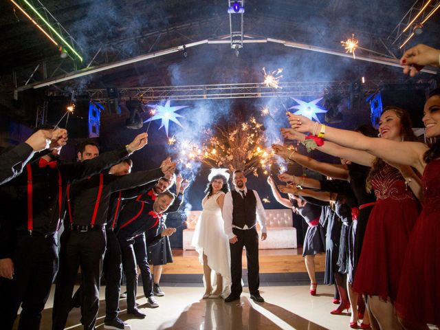 O casamento de Francisco e Fabiana em Osasco, São Paulo 2