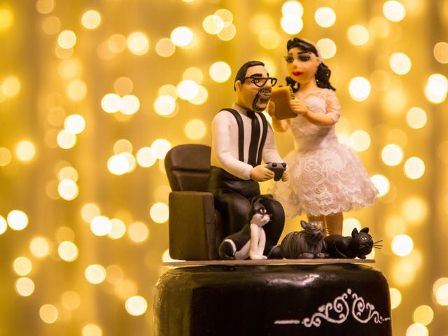 O casamento de Francisco e Fabiana em Osasco, São Paulo 14