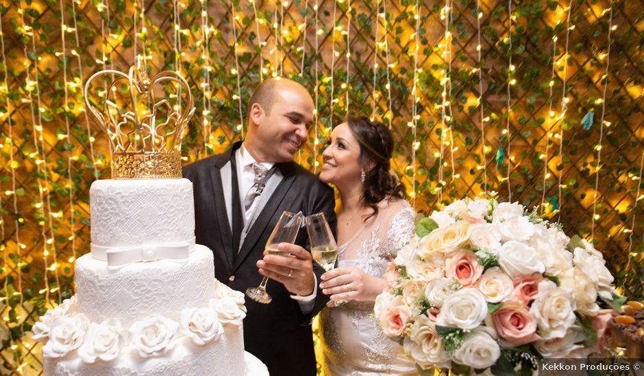 O casamento de Thiago e Milena em São Paulo, São Paulo