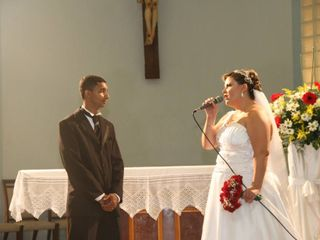 O casamento de Edivaldo e Marlene